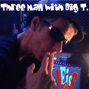 Three Man With Big T.