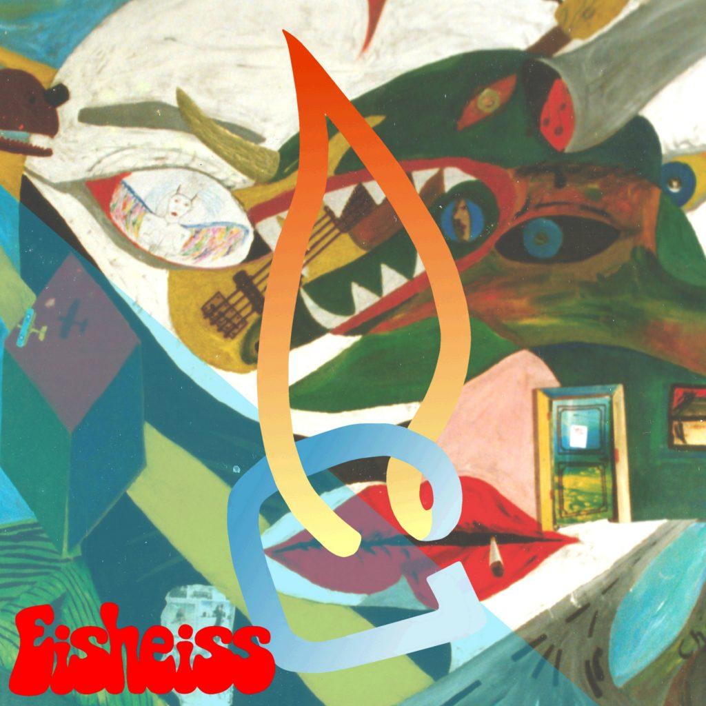 Cover der Eisheiss [EP]