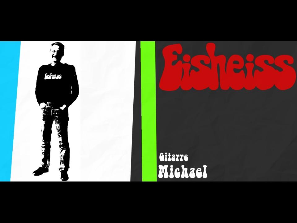 Michael - einer der Gitarristen von Eisheiss
